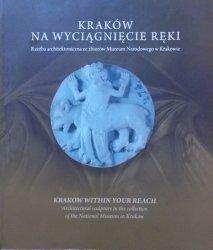 Kraków na wyciągnięcie ręki • Rzeźba architektoniczna ze zbiorów Muzeum Narodowego w Krakowie