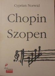 Cyprian Norwid • Chopin / Szopen [wydanie bibliofilskie]