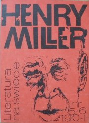 Literatura na świecie 5-6/1987 • Henry Miller, George Orwell, Ezra Pound