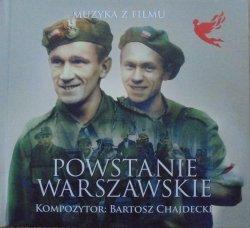 Bartosz Chajdecki • Powstanie Warszawskie • CD