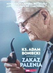 Adam Boniecki • Zakaz palenia