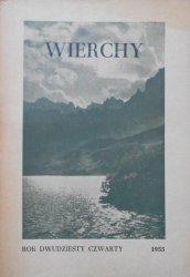 Wierchy • Rocznik dwudziesty czwarty 1955