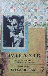 Dawid Sierakowiak • Dziennik. Pięć zeszytów z łódzkiego getta