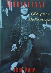 June Rose • Modigliani. The Pure Bohemian