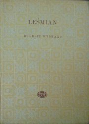 Bolesław Leśmian • Wiersze wybrane