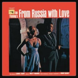 John Barry • From Russia with love • CD