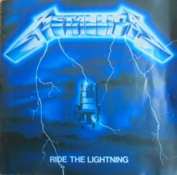 Metallica • Ride the Lightning • CD