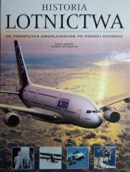 David Simons, Thomas Withington • Historia lotnictwa. Od pierwszych dwupłatowców po podbój kosmosu