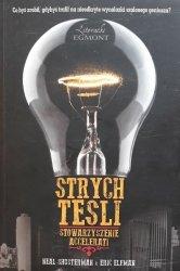 Neal Shusterman, Eric Elfman • Strych Tesli. Stowarzyszenie Accelerati