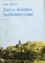 Jan Sołta • Zarys dziejów Serbołużyczan
