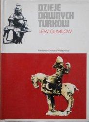 Lew Gumilow • Dzieje dawnych Turków