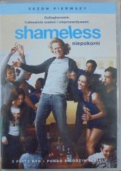 Shameless Niepokorni. Sezon 1 • DVD