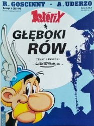 Gościnny, Uderzo • Asterix. Głęboki rów. Zeszyt 1/96