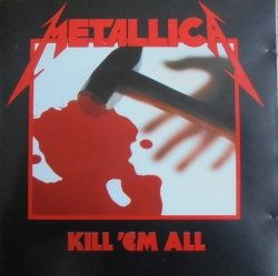 Metallica • Kill'em All • CD