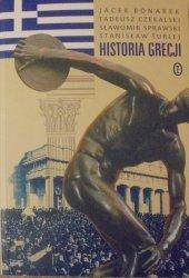 Jacek Bonarek, Tadeusz Czekalski, Sławomir Sprawski, Stanisław Turlej • Historia Grecji