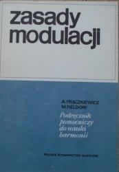 Aleksander Frączkiewicz, Maria Fieldorf • Zasady modulacji. Podręcznik pomocniczy do nauki harmonii