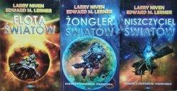 Larry Niven, Edward M. Lerner • Flota Światów [komplet]