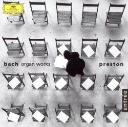Simon Preston • Bach: Organ Works • CD