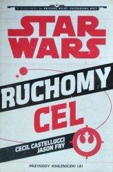 Cecil Castellucci, Jason Fry • Star Wars. Ruchomy cel. Przygody księżniczki Lei