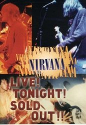 Nirvana • Live! Tonight! Sold Out!! • DVD
