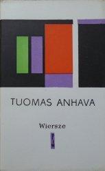 Tuomas Anhava • Wiersze