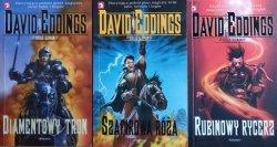 David Eddings • Dzieje Elenium [komplet]
