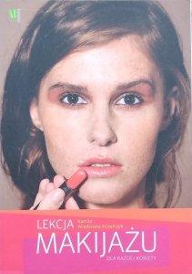 Kamila Wiedeńska-Strzelczyk • Lekcja makijażu