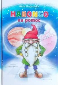 Anna Karwińska • Habongo na pomoc