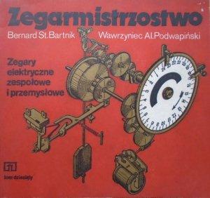 Bernard Bartnik, Wawrzyniec Podwapiński • Zegarmistrzostwo 9. Zegary elektryczne, zespołowe i przemysłowe