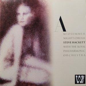 Steve Hackett • A Midsummer Night's Dream • CD