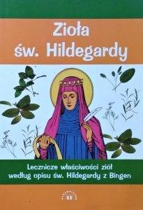 Hildegarda z Bingen • Zioła świętej Hildegardy