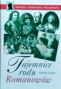 Gudrun Ziegler • Tajemnice rodu Romanowów