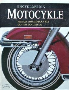 Roger Hicks • Motocykle. Encyklopedia