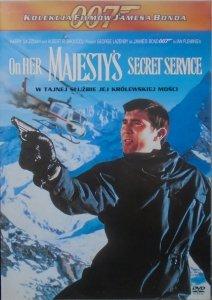 Peter R. Hunt • On Her Majesty's Secret Service. W tajnej służbie Jej Królewskiej Mości [James Bond] • DVD
