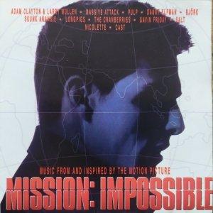 różni wykonawcy [Bjork, The Cranberries, Massive Attack, Danny Elfman] • Mission: Impossible • CD