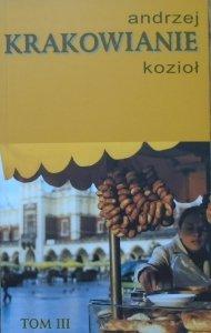 Andrzej Kozioł • Krakowianie 3