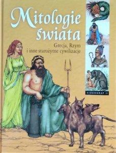 Mitologie świata • Grecja, Rzym i inne starożytne cywilizacje