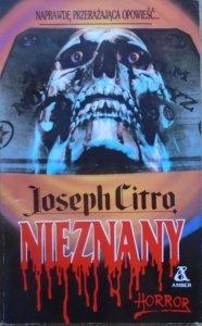 Joseph Citro • Nieznany
