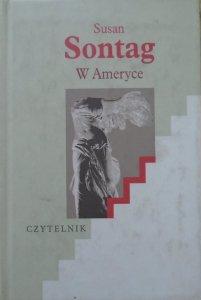 Susan Sontag • W Ameryce