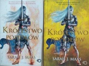 Sarah Maas • Królestwo Popiołów [komplet]