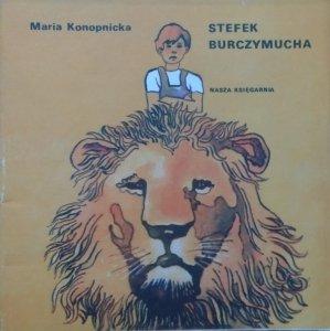 Maria Konopnicka • Stefek Burczymucha [Włodzimierz Terechowicz] [Poczytaj mi mamo]