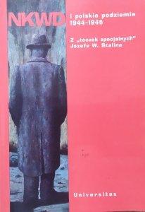 NKWD i polskie podziemie 1944-1945 • Z 'teczek specjalnych' Józefa W. Stalina