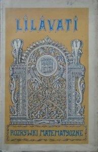 Szczepan Jeleński • Lilavati. Rozrywki matematyczne [1931]