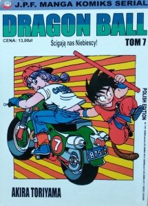 Akira Toriyama • Dragon Ball [Tom 7]