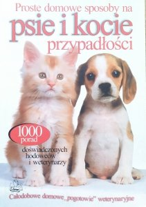 red. Matthew Hoffman • Proste domowe sposoby na psie i kocie przypadłości