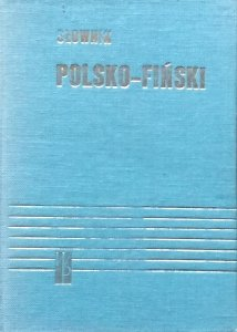 Stanisław Wałęga • Słownik polsko-fiński