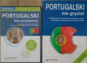 Portugalski nie gryzie! • Portugalski. Kurs podstawowy 2xCD