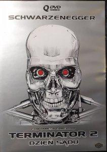 James Cameron • Terminator 2: Dzień sądu • DVD