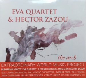 Eva Quartet & Hector Zazou • The Arch • CD
