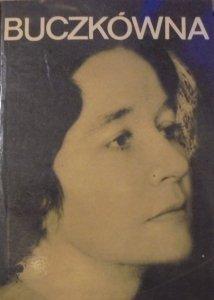 Mieczysława Buczkówna • Poezje wybrane [dedykacja autorki]